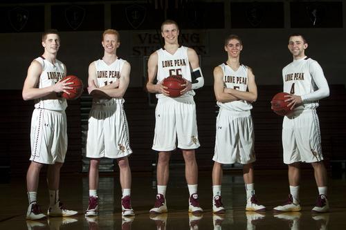 Prep boys' basketball: Lone Peak the best team in Utah ...