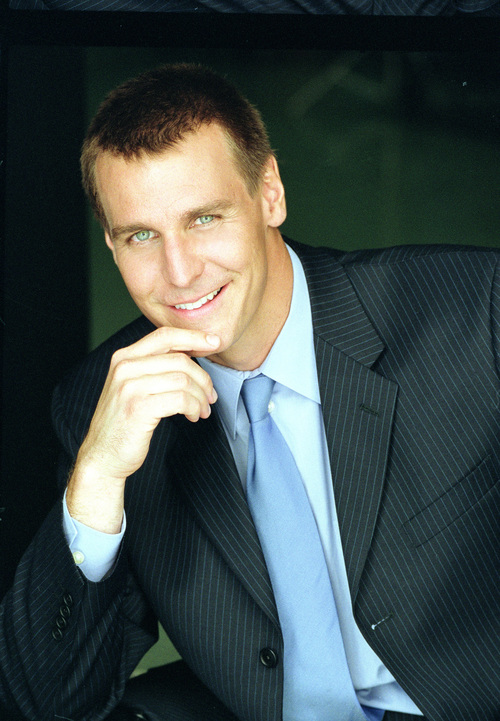 "This undated image released by ABC shows ""General Hospital"" actor Ingo Rademacher in Los Angeles. Rademacher  is one of eleven celebrity contestants who will compete on the next edition of ""Dancing with the Stars."" The new season kicks off on ABC with a two-hour premiere on March 18. (AP Photo/ABC, Yolanda Perez)"