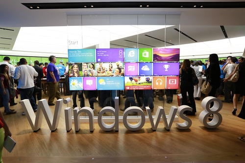 The Microsoft Store located at Plaza Las Americas in San Juan, Puerto Rico, is the first to be established outside the continental United States. Courtesy photo