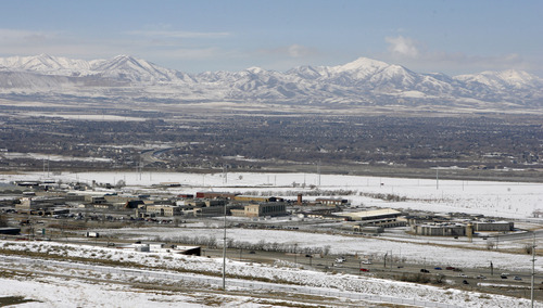 Francisco Kjolseth  |  The Salt Lake Tribune Utah State Prison for legislative coverage.