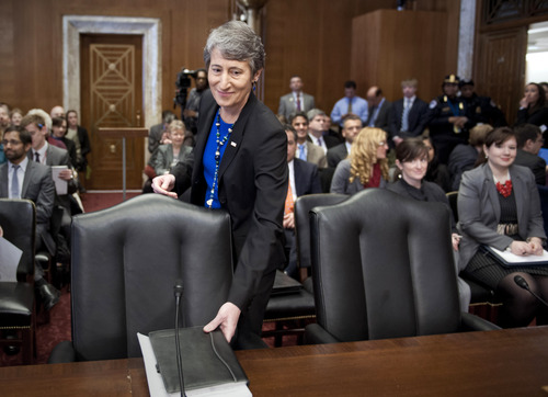 Interior nominee Sally Jewell Public lands balance is key The