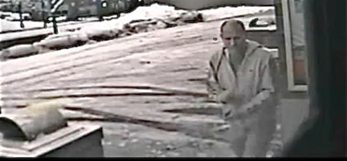 Courtesy Salt Lake City Police Department Suspect in series of Sugar House burglaries.