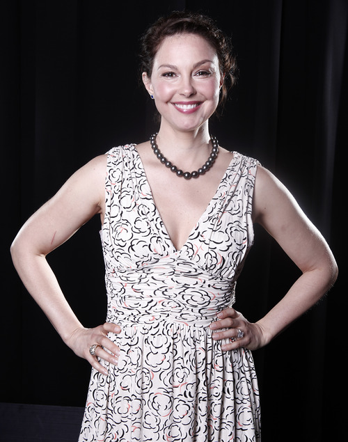 Actress/activist Ashley Judd is reportedly preparing to run for the U.S. Senate in Kentucky, according to The Huffington Post. The Democrat will challenge Senate Minority Leader Mitch McConnell. (AP Photo/Carlo Allegri, file)