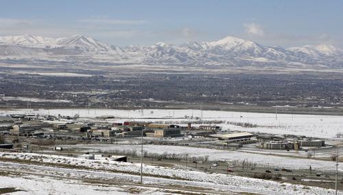 Francisco Kjolseth     The Salt Lake Tribune Utah State Prison for legislative coverage.