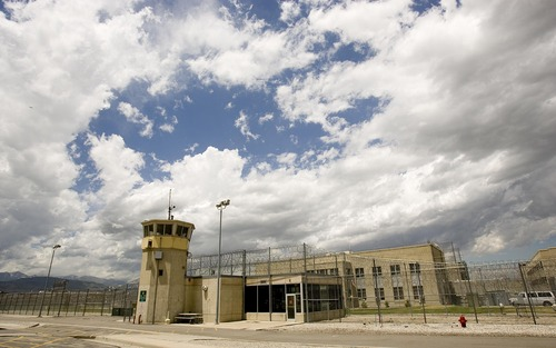 Trent Nelson | Tribune file photo The average prison stay in Utah was 26.03 months in 2011. Seven years earlier, the average was 22.94 months. Corrections will reach its bed space capacity in 2015 and needs a new facility to place maximum security inmates.