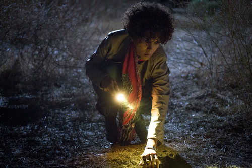 """This film image released by Sony - TriStar Pictures shows Halle Berry in a scene from """"The Call."""" (AP Photo/ Sony-TriStar Pictures, Greg Gayne)"""