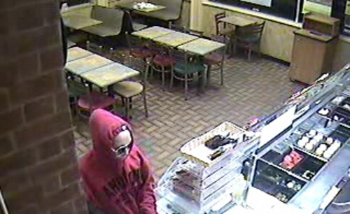 Salt Lake City police are asking for the public's help to find a woman who robbed a Subway at 974 E. 2100 South on Wednesday. Anyone with information is asked to call 801-799-3000..