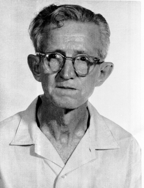 Clarence Earl Gideon, 52-year-old mechanic who changed the course of legal history, is seen shortly after his release from prison on August 6, 1963 in Panama City, Florida. In 1961, Gideon was wrongly charged with burglary and sentenced to five years in prison. Gideon filed an appeal to the U.S. Supreme Court arguing that his constitutional right to liberty was denied when Florida refused him an attorney. In a landmark decision later known as Gideon v. Wainwright, the Supreme Court ruled in his favor, stating that anyone accused of a crime should be guaranteed the right to an attorney, whether or not he or she could afford one. (AP Photo)