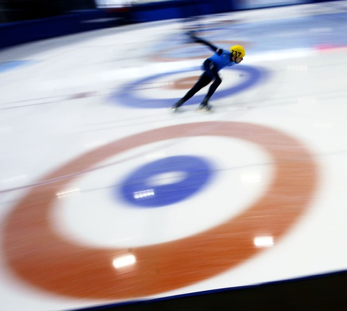 Steve Griffin  |  Tribune file photo   Baseball executive and former speedskater Mike Plant has taken over as interim president at U.S. Speedskating, in the hopes of turning around the beleaguered federation in time to rescue its performance at the 2014 Sochi Olympics in Russia.