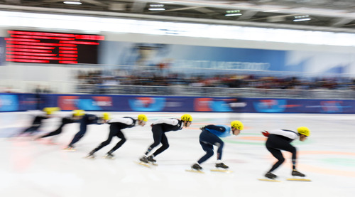 Tribune file photo Baseball executive and former speedskater Mike Plant has taken over as interim president at U.S. Speedskating, in the hopes of turning around the beleaguered federation in time to rescue its performance at the 2014 Sochi Olympics in Russia.
