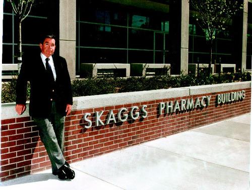 PHOTO  |  Courtesy of University of Utah  Sam Skaggs.