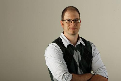 Francisco Kjolseth     The Salt Lake Tribune Eric Walden.