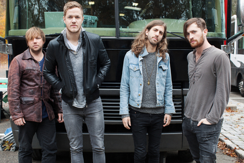 Imagine Dragons. Courtesy photo