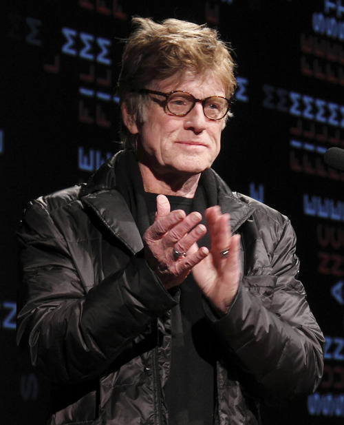 Robert Redford will be Westminster College's graduation commencement speaker. Courtesy photo