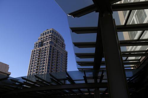 Chris Detrick  |  The Salt Lake Tribune 99 West at City Creek Center photographed Tuesday March 19, 2013.