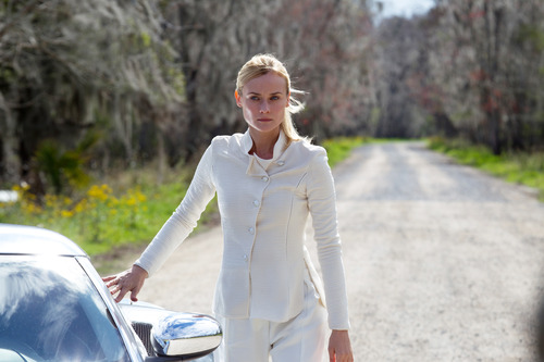 "This film image released by Open Road Films shows Diane Kruger in a scene from ""The Host."" (AP Photo/Open Road Films, Alan Markfield)"