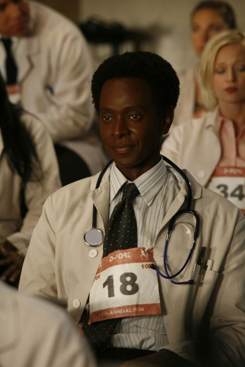 "Courtesy photo Edi Gathegi starred as a Mormon doctor in ""House."""