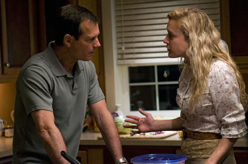 """Bill Paxton, left, and Chloe Sevigny in """"Big Love."""""""