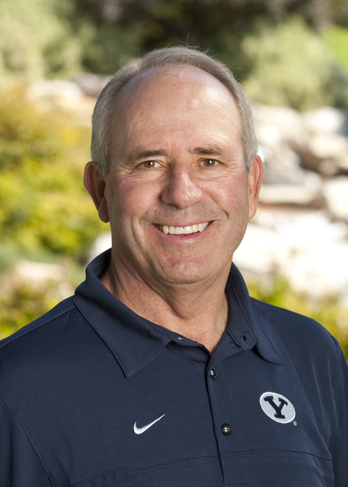 """""""I am excited for this change, because it is going to be helpful for female athletes in the long run,"""" says Patrick Shane, BYU track, cross-country coach. Courtesy BYU"""