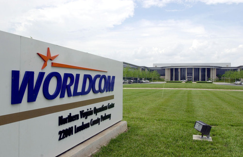 Steven E. Purcell/Bloomberg News The author argues that organizational greed led such companies as WorldCom to lose their moral compasses.