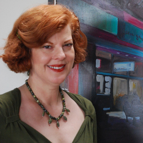 |  courtesy photo Painter Karen Horne will be one of the recipients of the Mayor's Artists Awards, presented by the Salt Lake City Mayor's Office and the Utah Arts Festival.