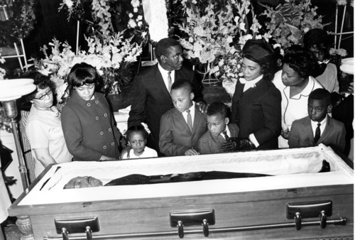 Photo Gallery Martin Luther King Jr Assassination 45 Years Later