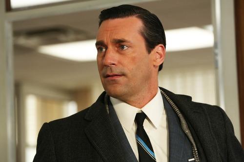 "Courtesy photo Jon Hamm stars as Don Draper in AMC's ""Mad Men."""