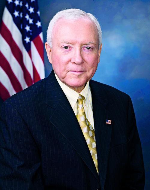 Tribune file photo Sen. Orrin Hatch, R-Utah.