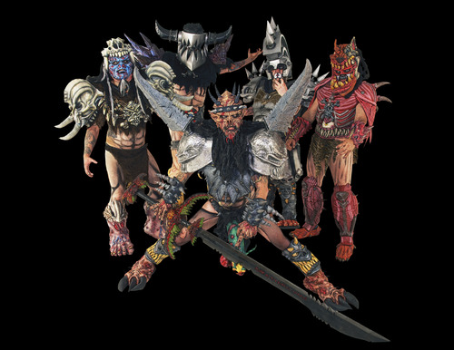 GWAR. Courtesy photo