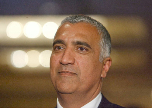 Trent Nelson     Tribune file photo Salt Lake County District Attorney Sim Gill has filed to dismiss 19 criminal cases because of unspecified problems related to the West Valley City detective who investigated them.