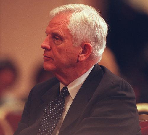 Steve Griffin | Tribune file photo Earl Holding, former Salt Lake Organizing Committee trustee.