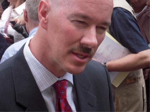 Tribune file photo Salt Lake City Police Chief Chris Burbank
