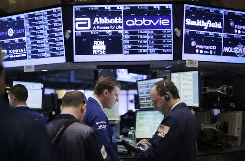 (AP Photo/Mark Lennihan, file) Markets quickly recovered after Tuesday's plunge. But the incident rattled traders and highlighted the danger of handing control to the machines.