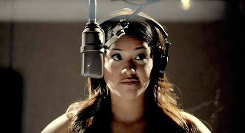 """Courtesy photo Gina Rodriguez stars in """"Filly Brown."""""""