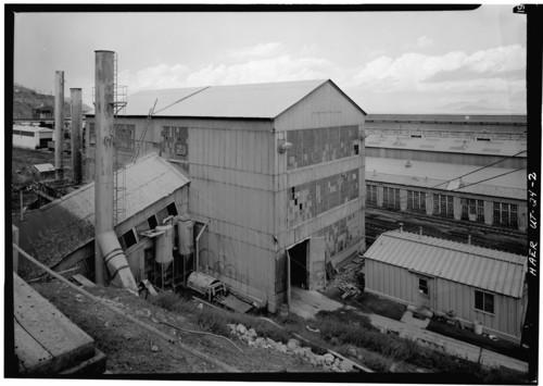 Historic photo of Utah Copper Company in 1972.