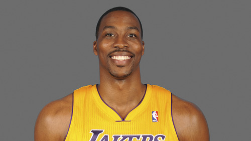 Dwight Howard. Courtesy photo