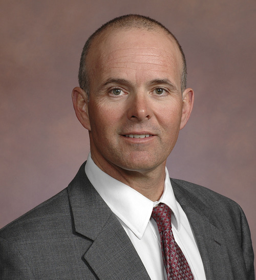 Gov. Gary Herbert has named Carlos Braceras, the No. 2 leader in the Utah Department of Transportation, as the agency head. Courtesy photo