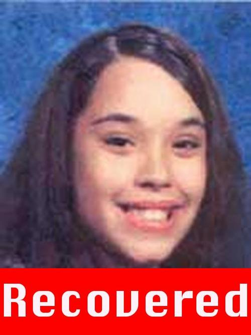 """This image provided by the FBI shows the updated """"Missing Person"""" poster for Georgina """"Gina"""" Dejesus. A frantic phone call Monday, May 6, 2013,  led police to a house near downtown Cleveland where  Dejesus and two other women who vanished about a decade ago were found Monday, exhilarating law enforcement authorities, family members and friends who had longed to see them again (AP Photo/FBI)"""