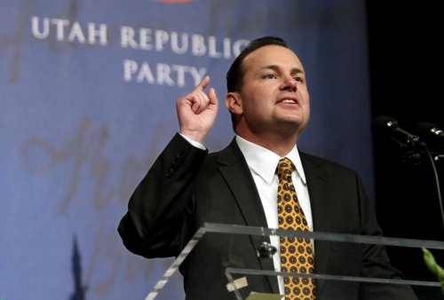 File photo | The Associated Press Sen. Mike Lee, R-Utah.