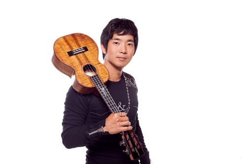 """Jake Shimabukuro: Life On Four Strings"" premieres Friday, May 10, on PBS. Courtesy photo"