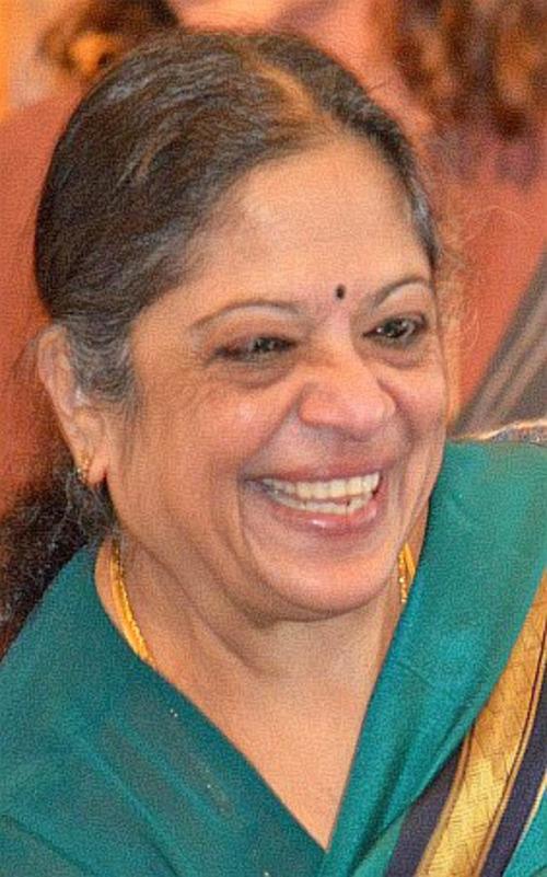 Indra Neelameggham. Courtesy image.