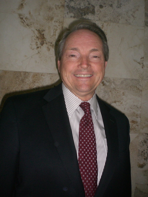 | Courtesy photo Dale Carpenter is stepping down from his post as Salt Lake County's economic development director.