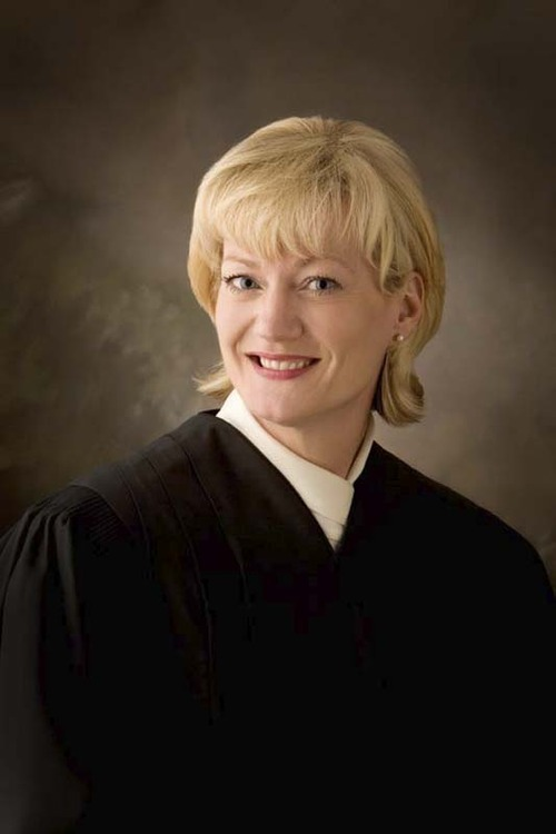 State Court of Appeals Judge Carolyn B. McHugh has been nominated by President Barack Obama to take a spot on the federal 10th Circuit Court of Appeals in Denver. The appointment is subject to Senate confirmation. Courtesy Utah Court of Appeals