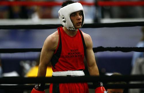 Isaac cohen amateur boxer
