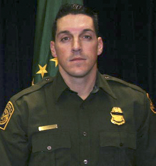 """This undated photo provided by U.S. Customs and Border Protection shows U.S. Border Patrol agent Brian A. Terry. The ATF is under fire over a Phoenix-based gun-trafficking investigation called """"Fast and Furious,"""" in which agents allowed hundreds of guns into the hands of straw purchasers in hopes of making a bigger case. Two of those weapons were found in December at the fatal shooting of Terry, igniting a scandal that has resulted in a congressional investigation and review by the Justice Department's Office of Inspector General. (AP Photo/U.S. Customs and Border Protection, File)"""