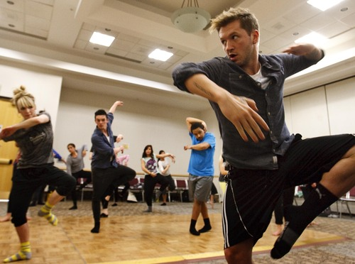 Shaping Sound: The dance company that TV built - The Salt ...