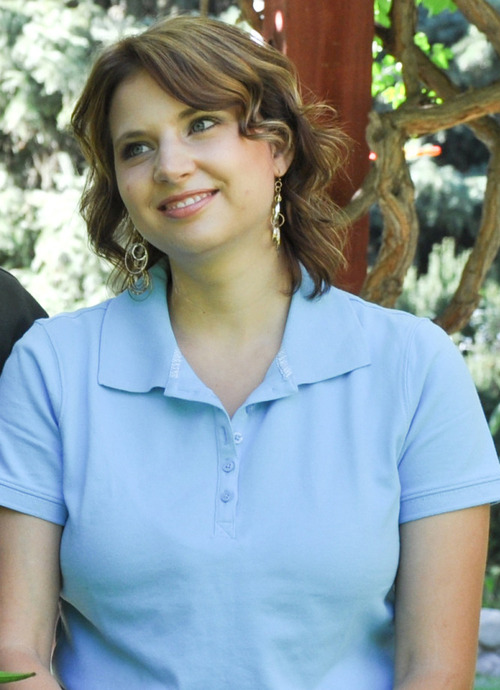 The Associated Press This undated picture made available by Hardman Photography shows Susan Powell. The 28-year-old mother from the Salt Lake City area was reported missing on Monday, Dec. 7, 2009.