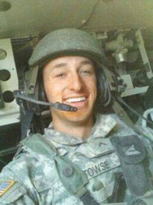 Courtesy image Army Pfc. Cody Towse was killed in an explosion May 14, 2013, in Afghanistan. The 21-year-old medic is from Elk Ridge, Utah.