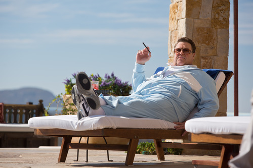 "This film publicity image released by Warner Bros. Pictures shows John Goodman as Marshall in ""The Hangover Part III."" (AP Photo/Warner Bros. Pictures, Melinda Sue Gordon)"