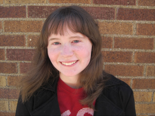 Courtesy Guy Nickerson Rebecca Nickerson, a West HIgh School graduate, will be attending Yale University this fall.